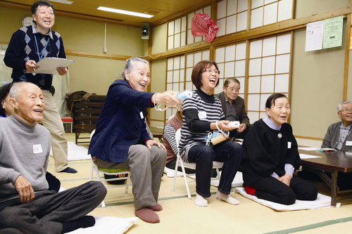 Tokyo's Adachi Ward Promotes Community Ties to Prevent Citizen Isolation