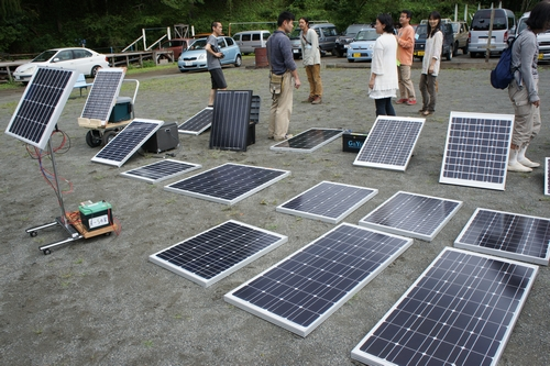 Transition Towns in Japan and a Try for Local Energy Independence by Fujino Denryoku
