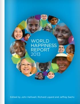 幸福度が最も高い国はデンマーク 2013年版世界幸福度報告